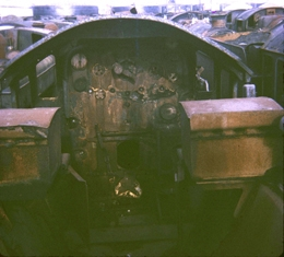 BARRY SCRAPYARD 12NOV67 6024 CAB