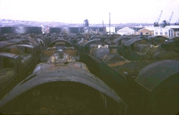 BARRY SCRAPYARD 12NOV67 6024