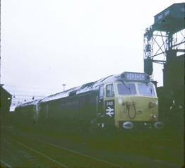 CREWE SOUTH 29OCT67 D400 _ D401