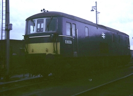 HITHER GREEN 01OCT67 E6039