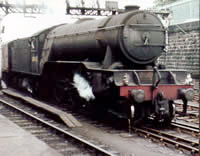 Vol 7: V2 60948 about to depart Scarborough, August 1963