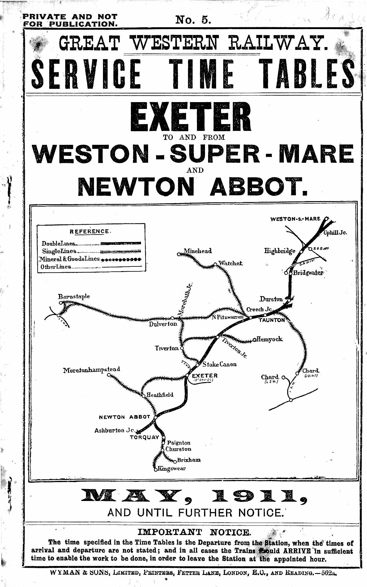 Amp from weston super mare amp newton abbot from may 1911 33 0mb