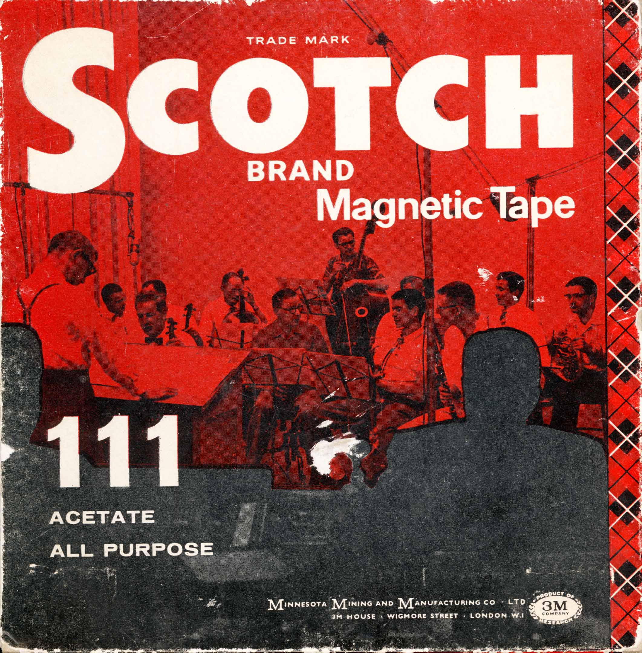"Tape - Scotch 7""."