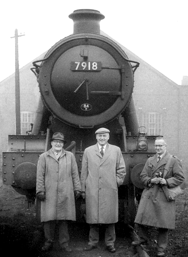 Dennis Bath at Tyseley on right hand side, November 1962